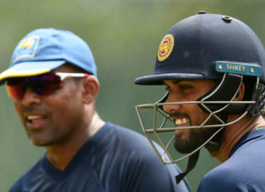 Dinesh Chandimal ruled out of Asia Cup with injury