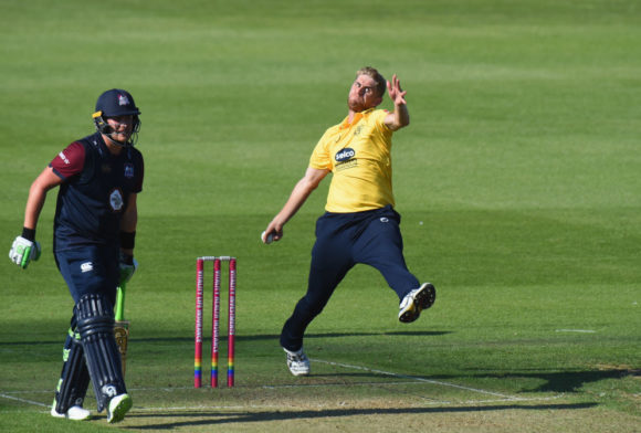 Olly Stone earns maiden ODI call-up