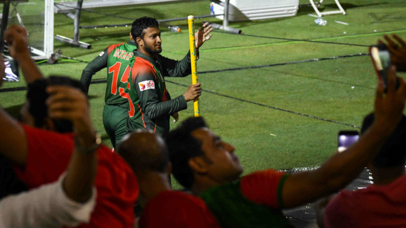 """To get that success we need to do our process right"" – Shakib"