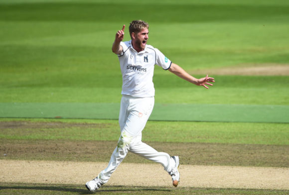 Olly Stone relishing Sri Lanka challenge after fairytale week
