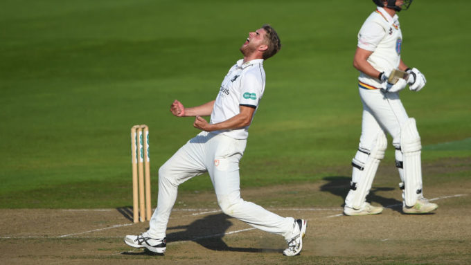 Who is England's new fast bowler Olly Stone?