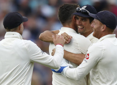 England v India player ratings: England