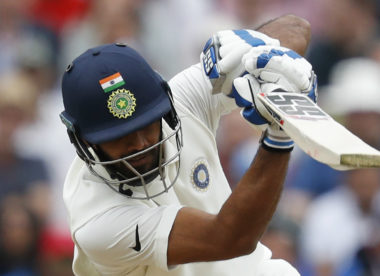 Hanuma Vihari credits Kohli, Dravid for making it easier for him