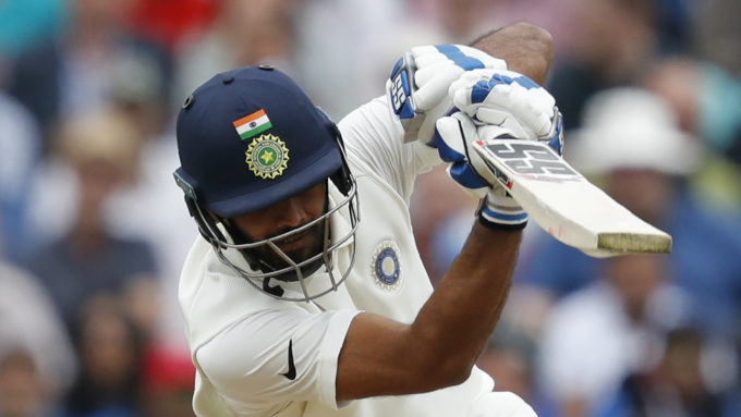 Hanuma Vihari credits Kohli, Dravid for making it easier for him