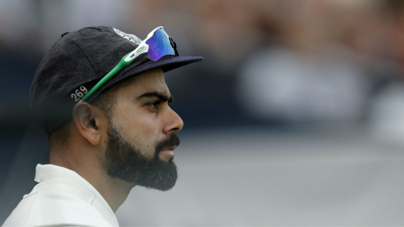 "Virat Kohli was ""head and shoulders above everyone else"", said Dravid"