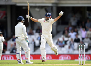Cook farewell century nominated for sporting moment of the year award