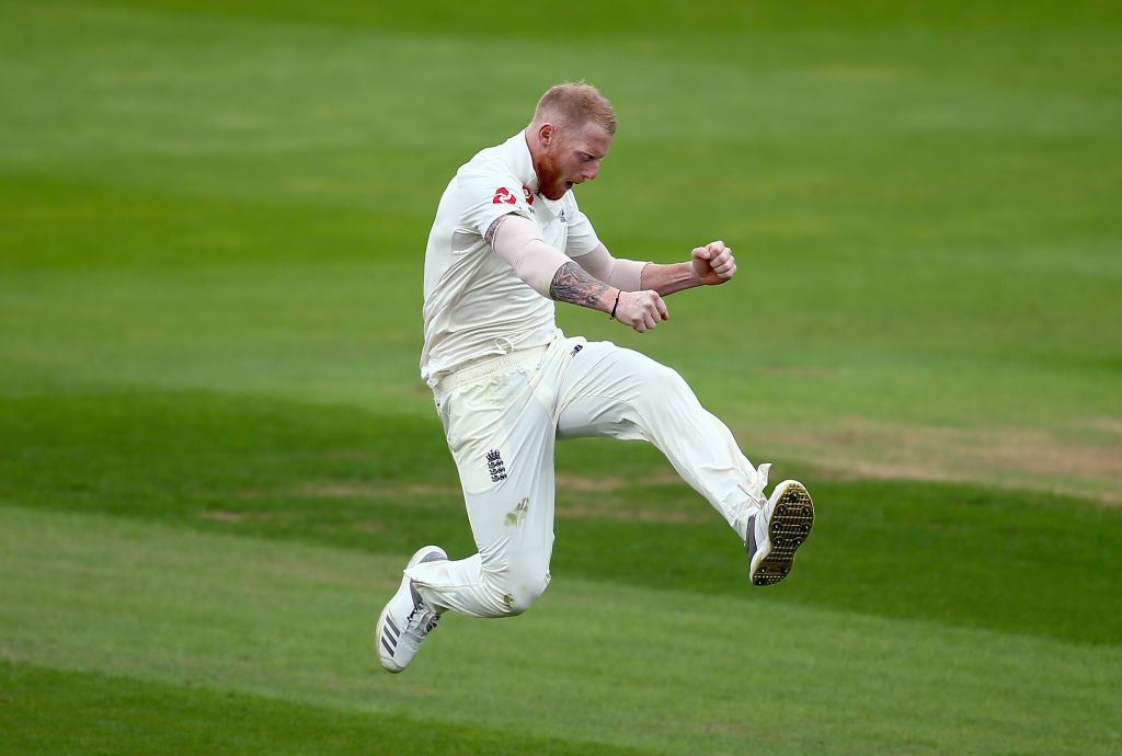 Stokes missed the 2017-18 Ashes Down Under