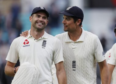 England v India, fifth Test: day five in five moments