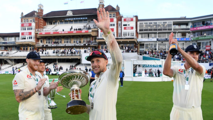 England are 'on an upward curve' – Joe Root