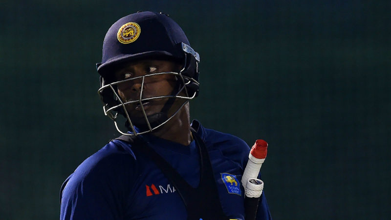 """It's a tournament all the teams take very seriously"" – Mathews"