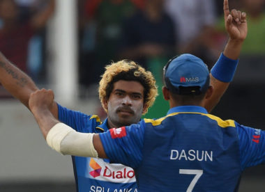 Lasith Malinga stars on his return to international cricket