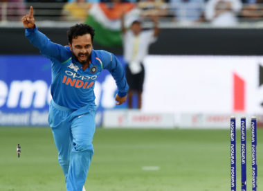 'I stay in my limit' – India hero Kedar Jadhav's secret to success