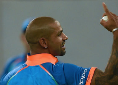 'Bangladesh play fearlessly against big teams' – Shikhar Dhawan