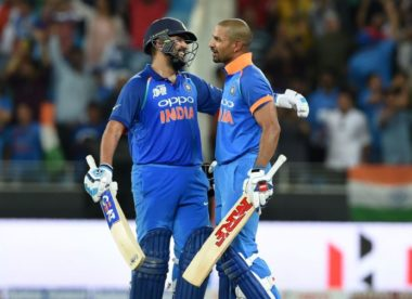 'It's important to let Shikhar Dhawan be himself' – Rohit Sharma