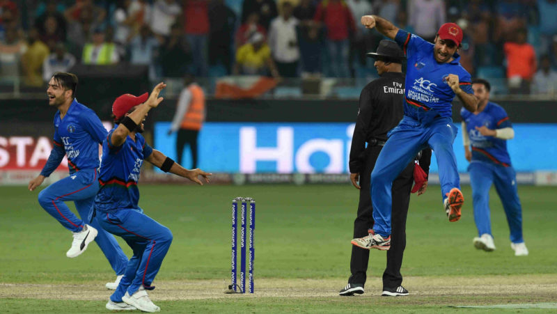 """When you tie with a team like India, it's like winning"" – Afghan"