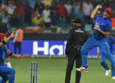 Afghanistan: Simmons hails 'brilliant' Asia Cup as captain praises coach
