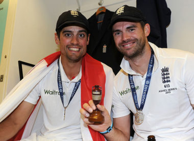 'Don't think I'd have achieved what I have without Cooky' – Anderson