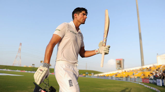 Alastair Cook, the man who could have battled on forever