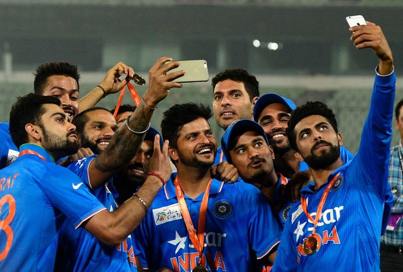 India became the first team to win the T20 version of the Asia Cup