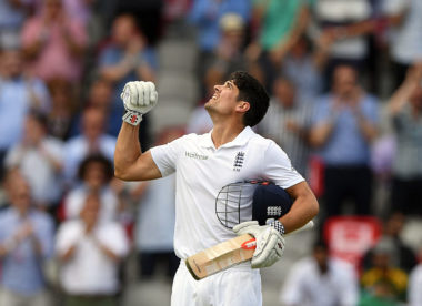 Quiz: 14 questions on Alastair Cook's Test career