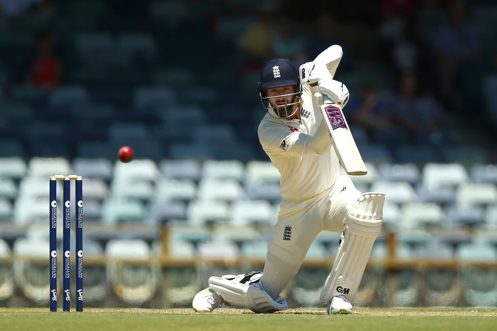 James Vince wants to open for England in the Ashes