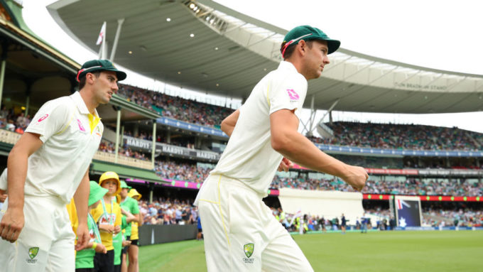 Josh Hazlewood, Pat Cummins primed for New South Wales comeback