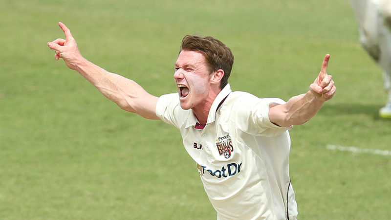 """Brendan is an exciting prospect, a fast bowler with raw pace and wicket-taking ability"" – Hohns"