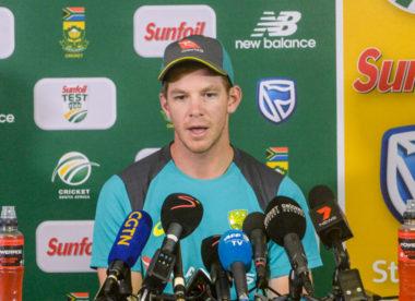 Finch, Head, Neser in line for Australia Test debuts