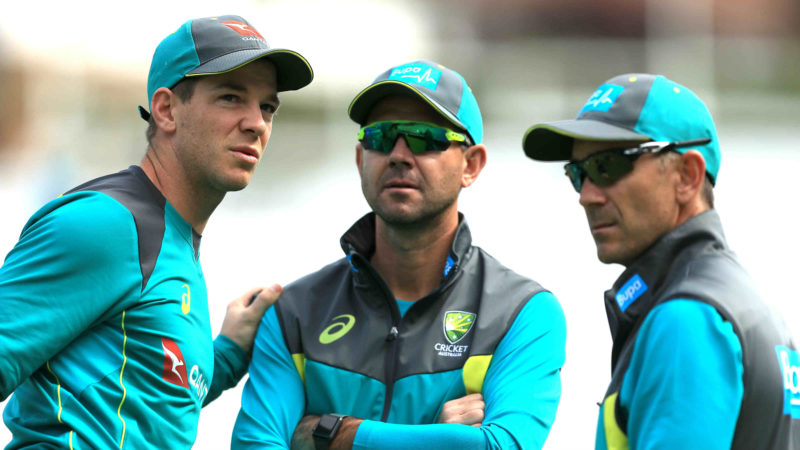 With Hazlewood out, Marsh will be Tim Paines sole deputy on the UAE tour