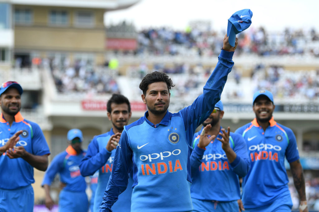 Kuldeep Yadav's promise during the limited-overs leg didn't translate to the Tests