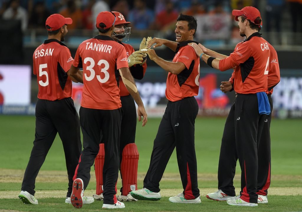 Hong Kong suffered an agonising 26-run loss to India