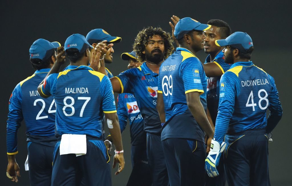 Lasith Malinga has been named in the Sri Lankan squad for the tournament