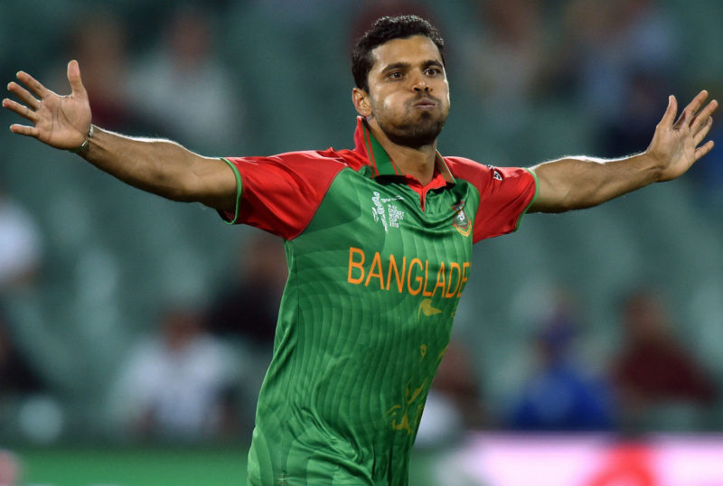 Mashrafe Mortaza led Bangladesh to the Asia Cup 2016 final