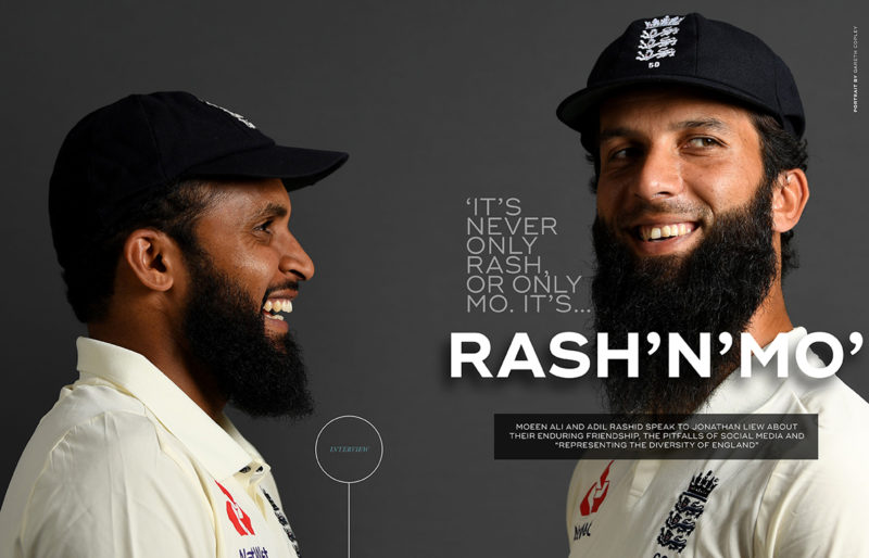 Moeen and Rashid