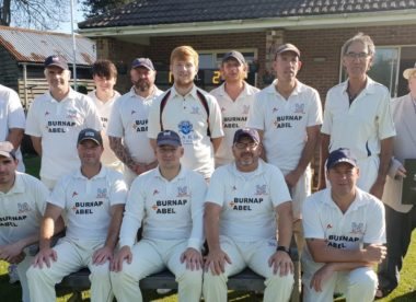 Summer's end: the club cricket season draws to a close