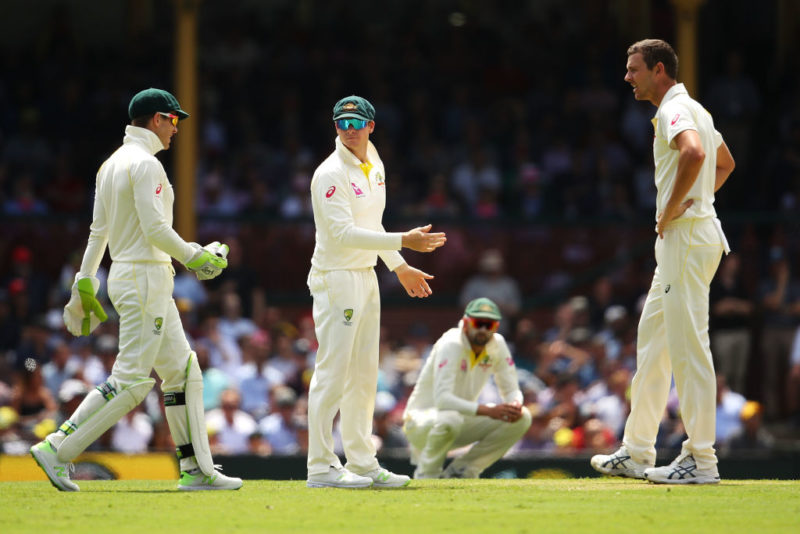 Paine took over captaincy from Smith in March following the ball-tampering incident