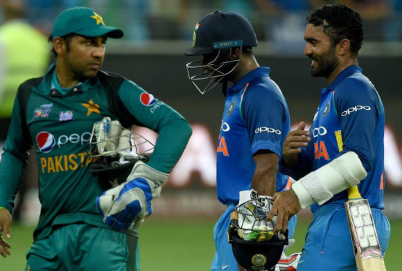 Form on India's side in second contest against Pakistan
