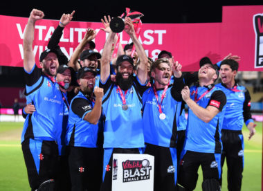 Quiz: Test your knowledge of the 2018 Vitality T20 Blast