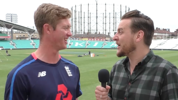 Watch: 'Conditions have been tough' – Keaton Jennings