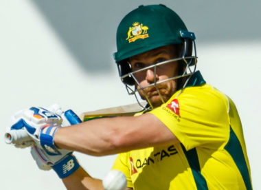 'Car crash in slow motion' – Finch laments Australia's awful batting