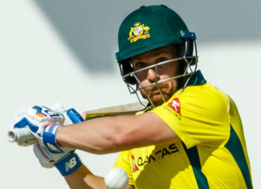 Aaron Finch to lead Australia in T20I series against Pakistan