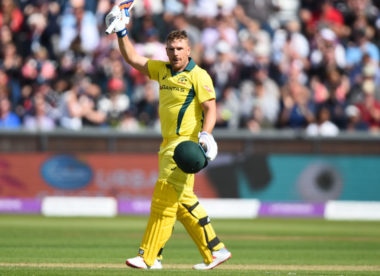 Tim Paine out, Aaron Finch named Australia ODI captain