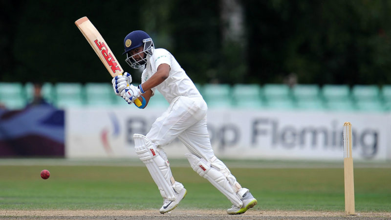 Shaw, the wonderkid, is set to make his Test debut in Rajkot