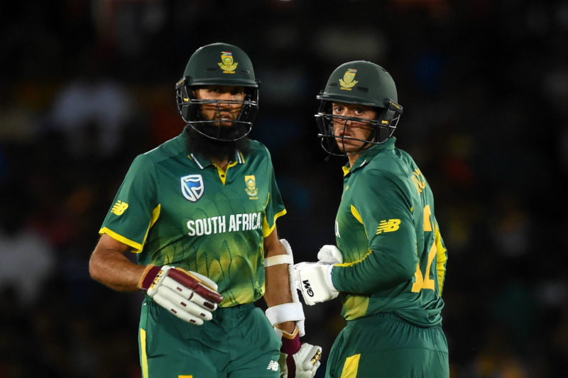 """Quinny and Hashim have been a fantastic opening pair for the Proteas for a long time"""