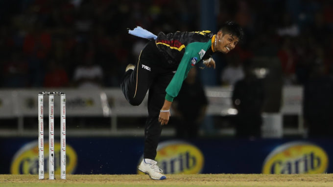 Sandeep Lamichhane to play in the Big Bash League next