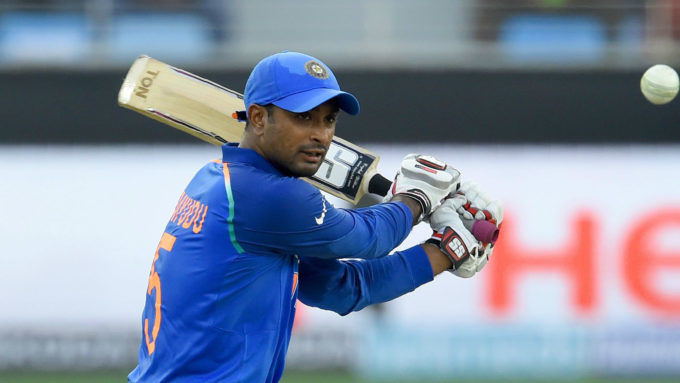 'It's not a new role' – Rayudu slots in to spot marked for him by Kohli