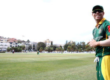 David Warner walks off field in protest to 'sledging incident' in club game