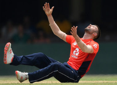 Mark Wood changes run-up in bid to improve injury record