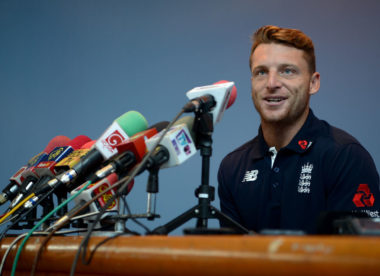 Jos Buttler: England have a 'target on their back'