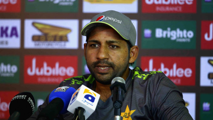 Fixers 'are shooting themselves in the foot' – Sarfraz Ahmed